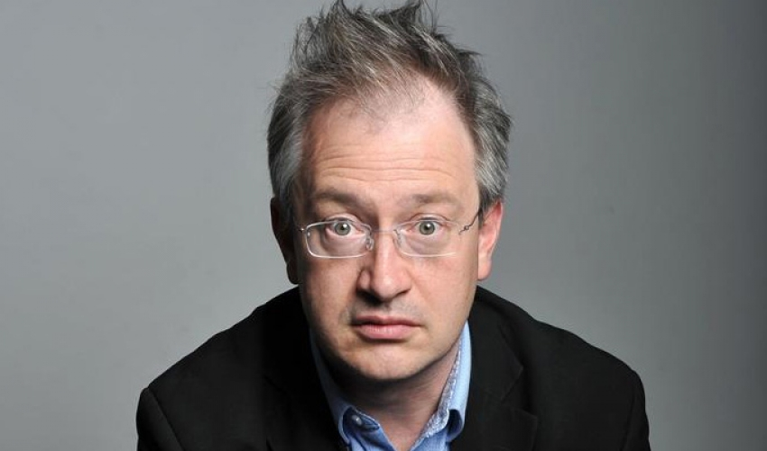 The Satanic Rites of Robin Ince