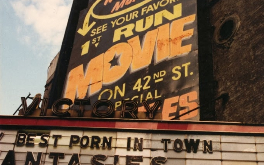 Remembering The Deuce: A Candid Look at 42nd Street, by Steve Jones